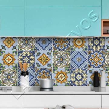 Adesivo de Azulejo - Ref 013