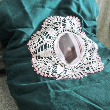 Capa de Almofada - 'Flor Roubada'