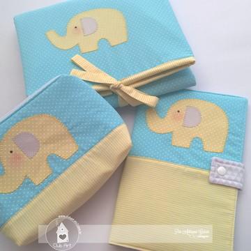 Kit Passeio - Elefante