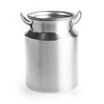 leiteira de 5 litros em aluminio