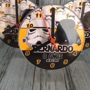 Relógios de Mesa Star Wars