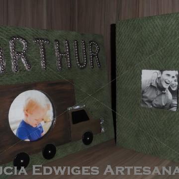 Álbum Fotográfico Infantil Personalizado