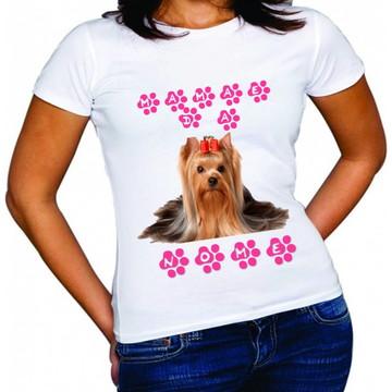 camiseta Cachorro Pets