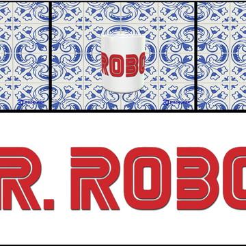 CANECA MR. ROBOT