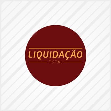 Adesivo de Vitrine Liquidação Total