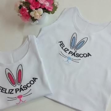 Camisa feliz Páscoa