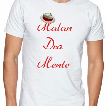 Camiseta Malandramente