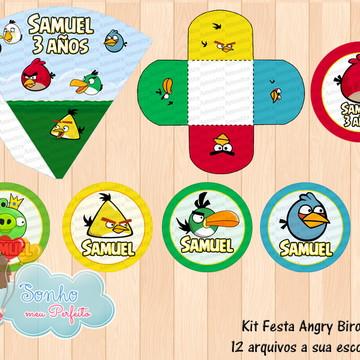 Kit Digital - Angry Birds