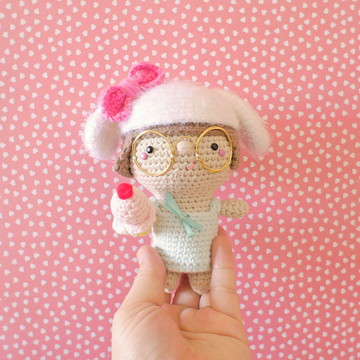 Pattern Amigurumi - Alice by lily&puka