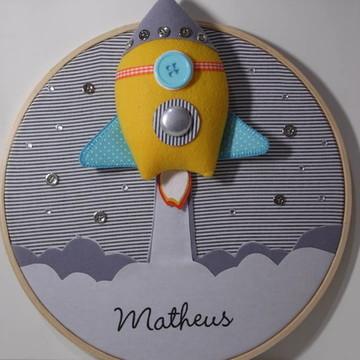 Enfeite Porta Maternidade PRONTA ENTREGA