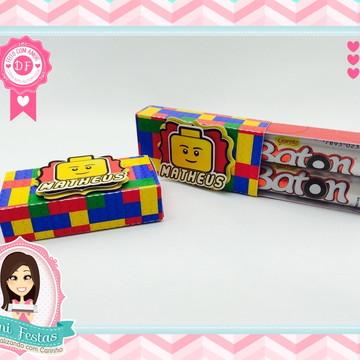 Caixa Baton - Lego
