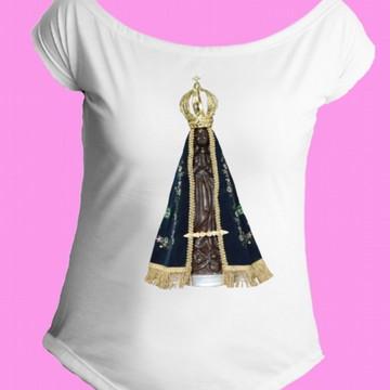 Camiseta Santos Católicos gola canoa 6