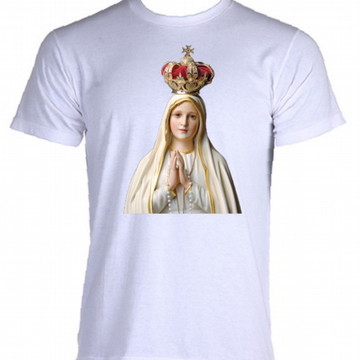 Camiseta Santos Católicos - 10