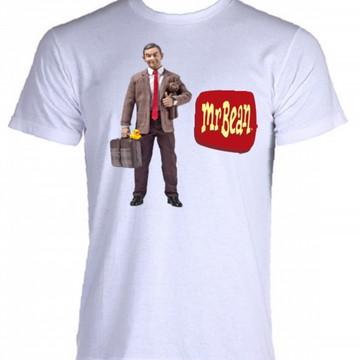 Camiseta Mr. Bean - 01