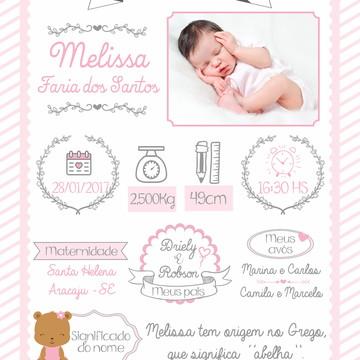 arte digital para impressao nascimento