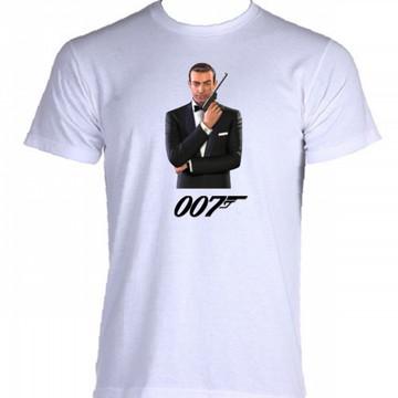 Camiseta 007 - James Bond - 02