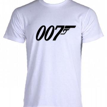 Camiseta 007 - James Bond - 03