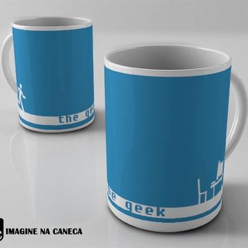 Caneca Geek