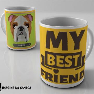 Caneca Bulldog