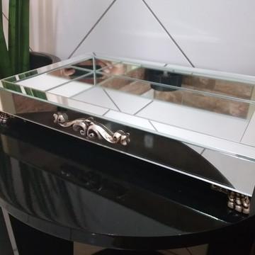 Bandeja Espelho Liso 28 x 41 cm