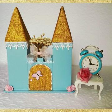 castelo da cinderela - porta lápis