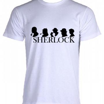 Camiseta Sherlock Holmes - 03