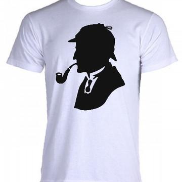 Camiseta Sherlock Holmes - 04