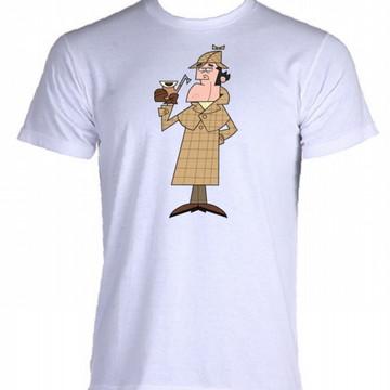 Camiseta Sherlock Holmes - 05