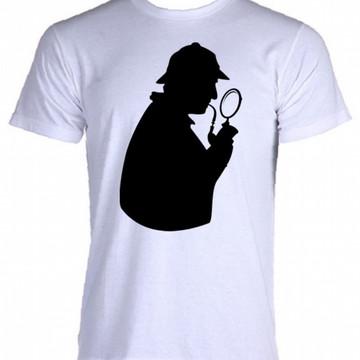 Camiseta Sherlock Holmes - 06