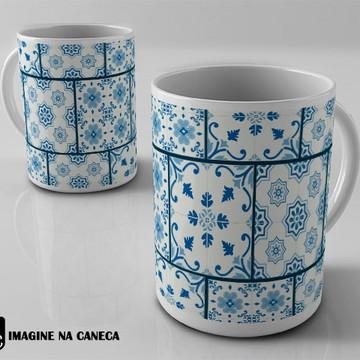 Caneca Azulejos Portugueses