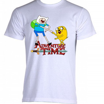 Camiseta Hora de Aventura - 02