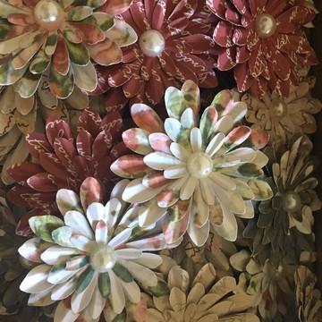 Flor de papel especial