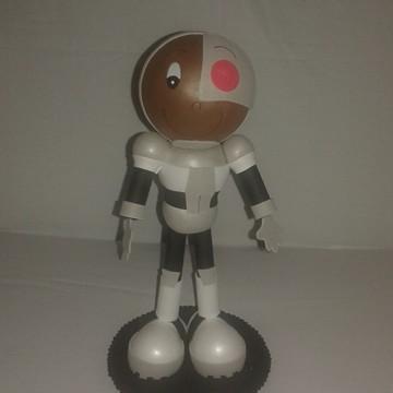 Boneco Cyborg Eva