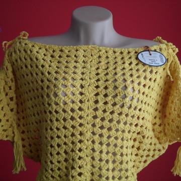 Blusa de Croche Cigana