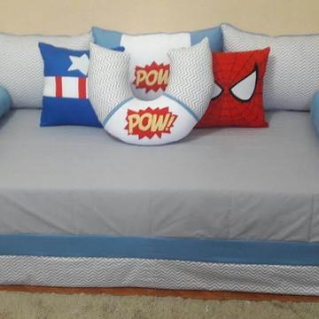 Kit cama auxiliar Herois