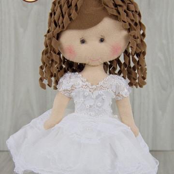 Bonecas Personalizadas **NOIVINHA**