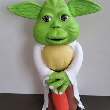 Decoração de Mesa Yoda Star Wars
