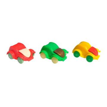 Mini Brinquedo Fusca Fusquinha Boquinha 24 Unidades