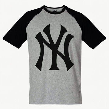Camiseta Raglan Swag NY Yankees