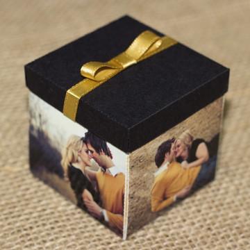 Convite de Casamento Caixa Londrina