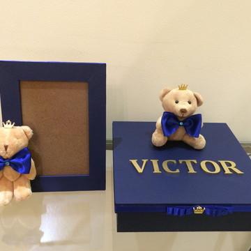 Kit Principe Urso Luxo