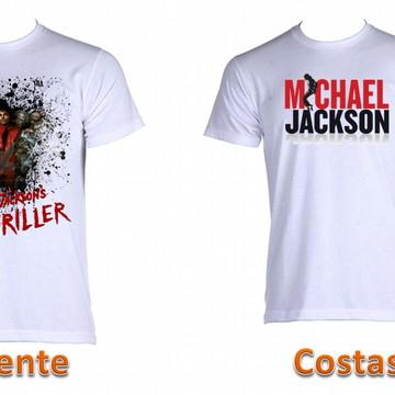 Camiseta Michael Jackson 10
