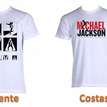 Camiseta Michael Jackson 12