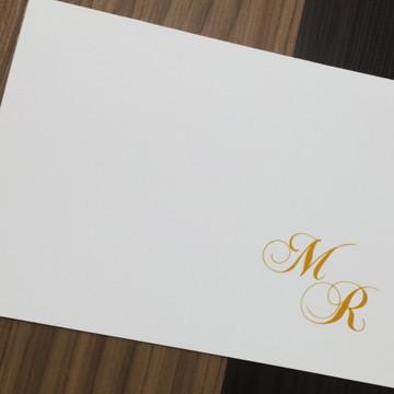 Convite casamento - Convite de 15 anos - Iniciais