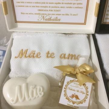 caixa lembrança pai/mãe dos noivos