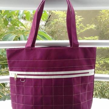 ce5f85277 Bolsa Feminina artesanal em tecido