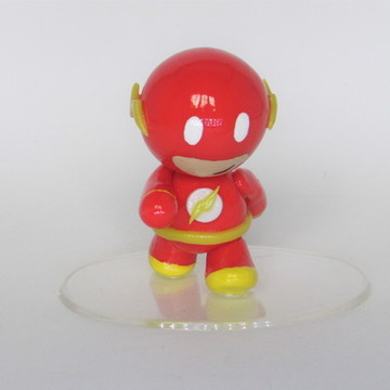 Flash - Miniatura em Biscuit