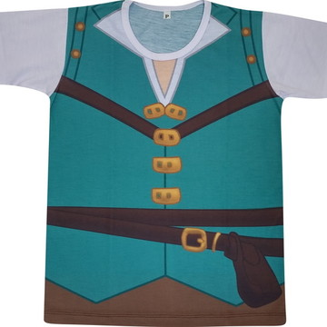 Camiseta infantil Flynn (Enrolados)
