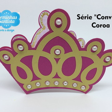 CONVITE COROA