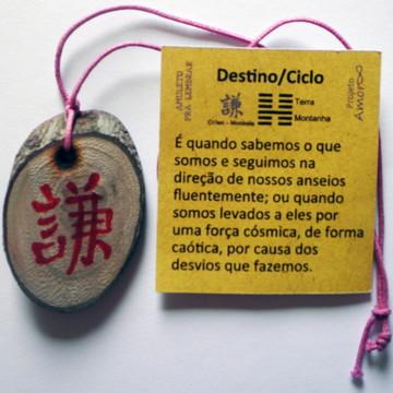 Amuleto DESTINO/CICLO - PRA LEMBRAR